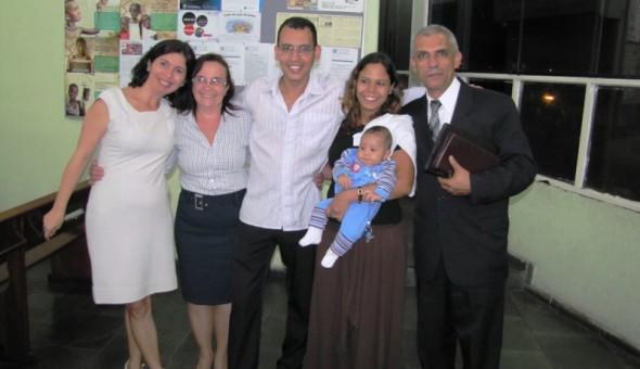 Ana. Diacsa Sonia e Pastor Jorge