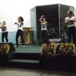 Inicio com o grupo de coreografia 2